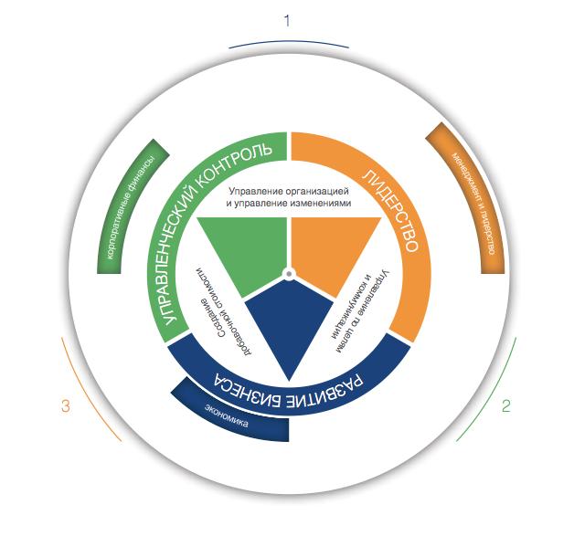 Program Design Principles for corporate program of SSE Russia