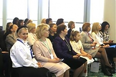 The SSE Russia supported Women Influence Forum SPb