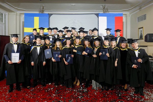 SSE RUSSIA EXECUTIVE MBA GRADUATION
