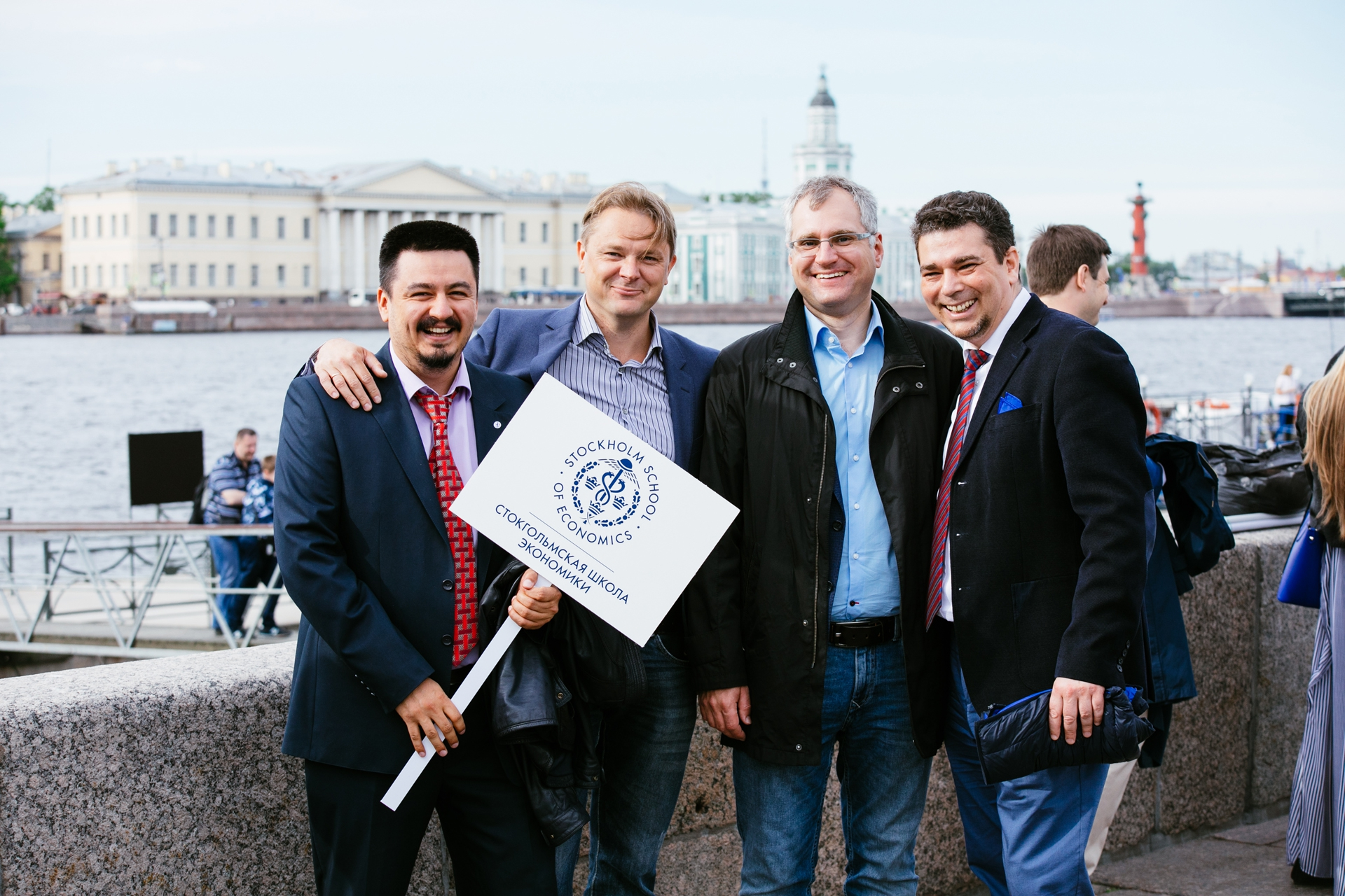 CELEBRATION OF SSE RUSSIA 20 YEARS